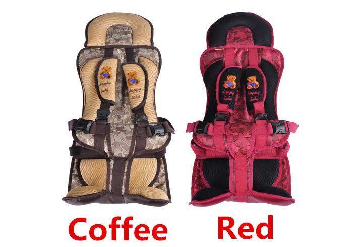 Comfortable Portable Child Car Safety Seats