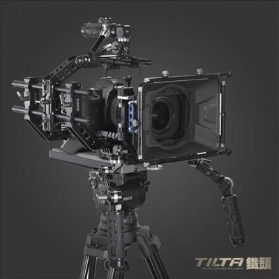 Tilta 3 III DSLR плеча Рог Комплект Приборы непрерывного изменения фокусировки камеры Mattebox Поддержка Системы Бесплатная доставка