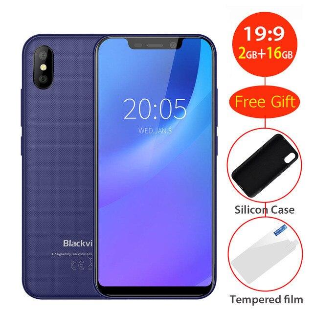 2018 original BLACKVIEW A30 Smartphone 19:9 5,5