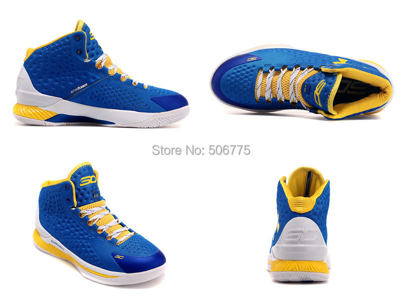 Under Armour – Zapato de Baloncesto under armour Stephen Curry 3 Dub ...