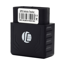Mini OBD II Car GPS Tracker Realtime Truck Tracking Device GSM GPRS for Locator