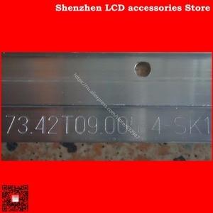 Image 3 - 2PCS FOR TCL L42P11 Article lamp 73.42T09.004 4 SK1 42T09 05b T420HW07 screen 1piece=52LED 472MM