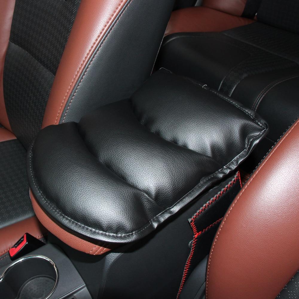 Car Armrests Cover Pad Vehicle Center Console Arm Rest
