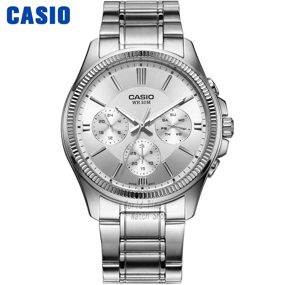 Casio watch Fashion simple quartz watch MTP-1375L-1A MTP-1375L-7A MTP-1375D-7A MTP-1375D-7A2 MTP-1375L-9A MTP-1375SG-1A цена