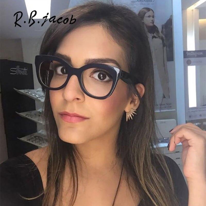 2017 Classic Cat Eye Sunglasses Women Clear Lens Leopard Brand Designer Lady Sun Glasses Charm Vintage Accessory Top Quality