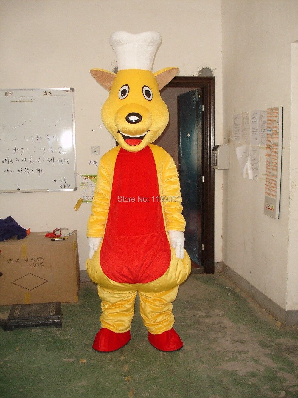 Chef Rat cuisinier souris mascotte Costume déguisements livraison gratuite