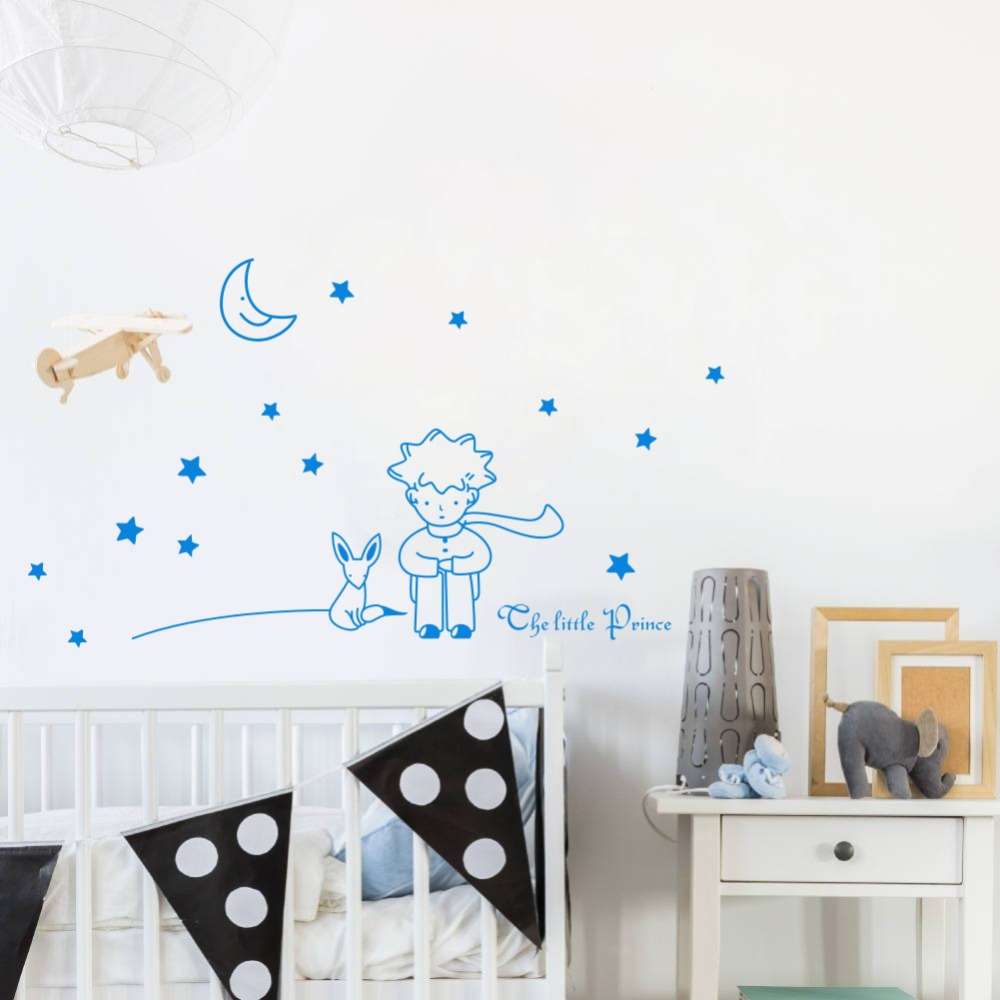 The Little Prince Wall Sticker Diy