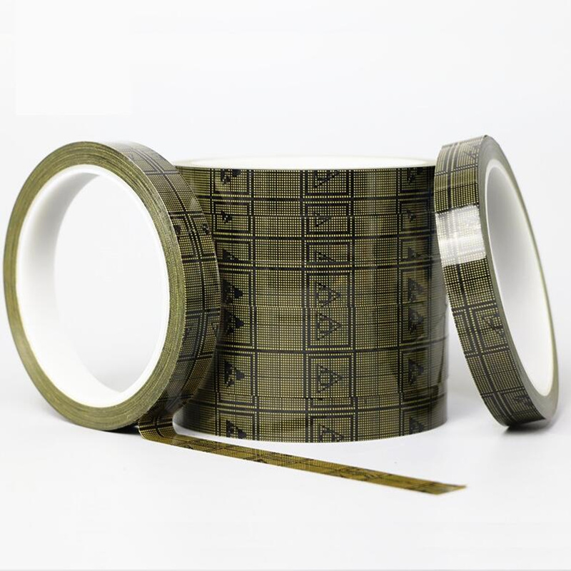 20mm x 36M ESD AntiStatic Grid Warning Tape For PCB Electric Components Parts