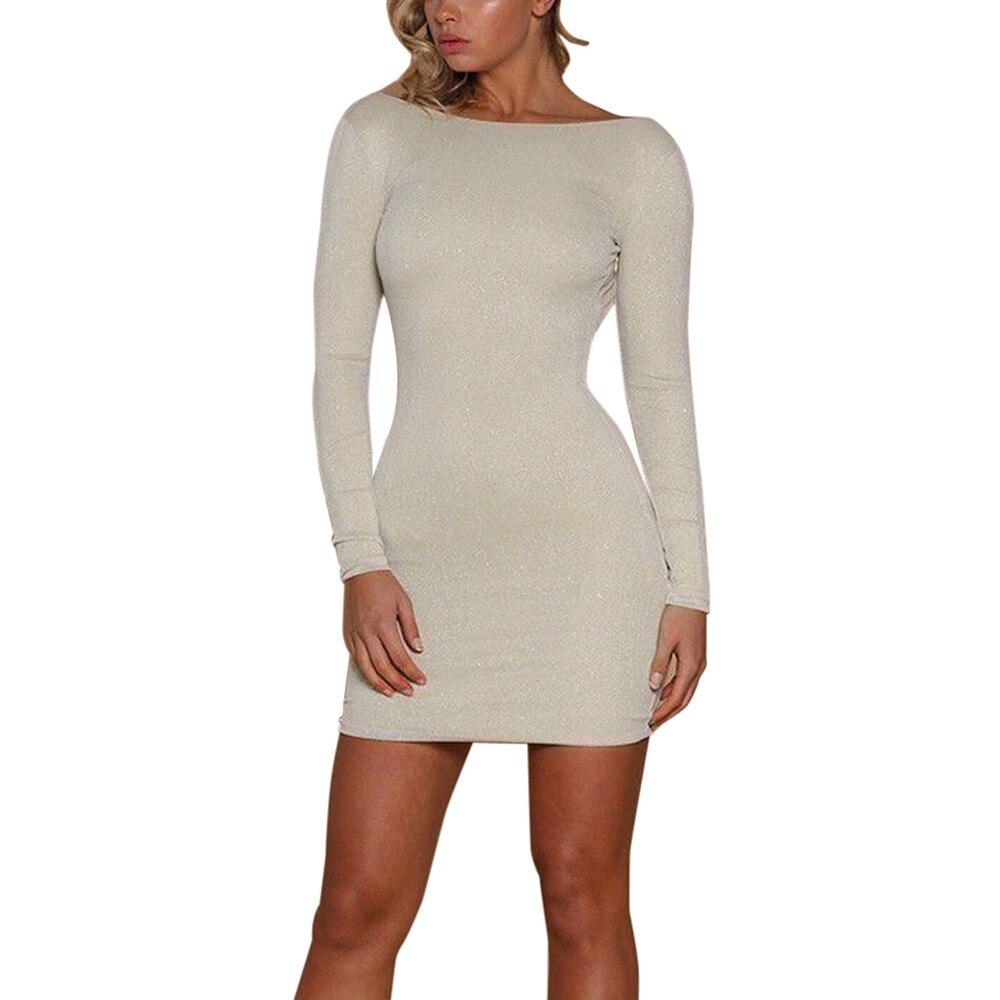 Бесплатная страуса женское сексуальное платье Blackless блестящие Bodycon платья для женщин Женская вечернее платье для вечеринки, клуба, мини vestido...