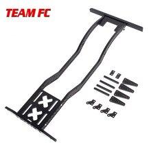 RC Car High Quality Metal Defender Frame Set for 1:10 Axial SCX10 D90 JK Model Defender Frame Metal Chassis Set F238
