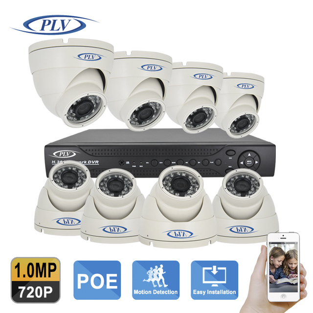 Aliexpress.com : Buy Home Surveillance System 8CH IP Security ...
