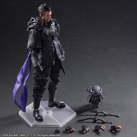 27cm SQUARE ENIX: Play Arts Kai Nyx Ulric [Kingsglaive Final Fantasy XV]  PA figure J01