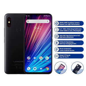 "Image 5 - UMIDIGI F1 Play 6GB RAM 64GB ROM 6.3"" FHD Global Version Smartphone Dual 4G 48MP+8MP+16MP 5150mAh Android 9.0 Mobile Phone"