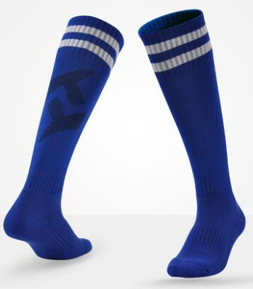SYNSLOVEN boy girl kid child sock over knee soccer football sport stockings cotton super high length kinds colors all match size