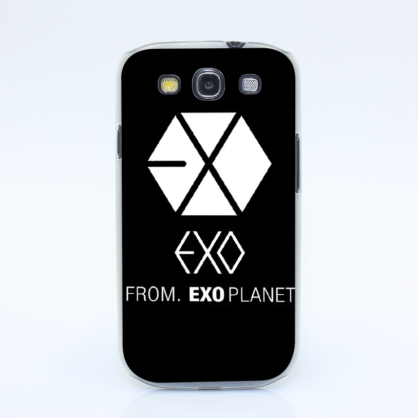 837HI Exo Kpop band from exo planet Transparent Hard Case Cover for Galaxy J5 J7 Grand