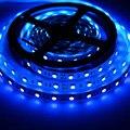 5 M UV Ultravioleta roxo 395mm 5050 led luz de tira não à prova d' água DC12V 60 leds/m LEVOU Fita Luz de Tira + DC12V 5A fonte de Alimentação fornecer