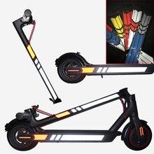 Xiaomi 1S E-scooter Full Body sticker Black Supreme Decal Accessories