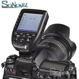 Image 2 - Godox Xpro N i TTL II 2.4G X Sistema Sem Fio Flash Gatilho + Receptor Sem Fio para Nikon Camera & SB5000 X1R N SB910 SB900 Flash