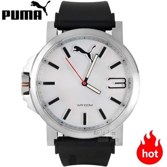 Puma часовой механизм без ограничений серии кварцевые часы мужской PU102941007 PU102941004 PU911261004 PU911261003 PU911261002