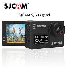 "Original SJCAM SJ6 LEGEND WiFi Action camera 4K 24fps Notavek 96660 Ultra HD Sport Waterproof Camera 2.0"" Touch Screen Sports DV"