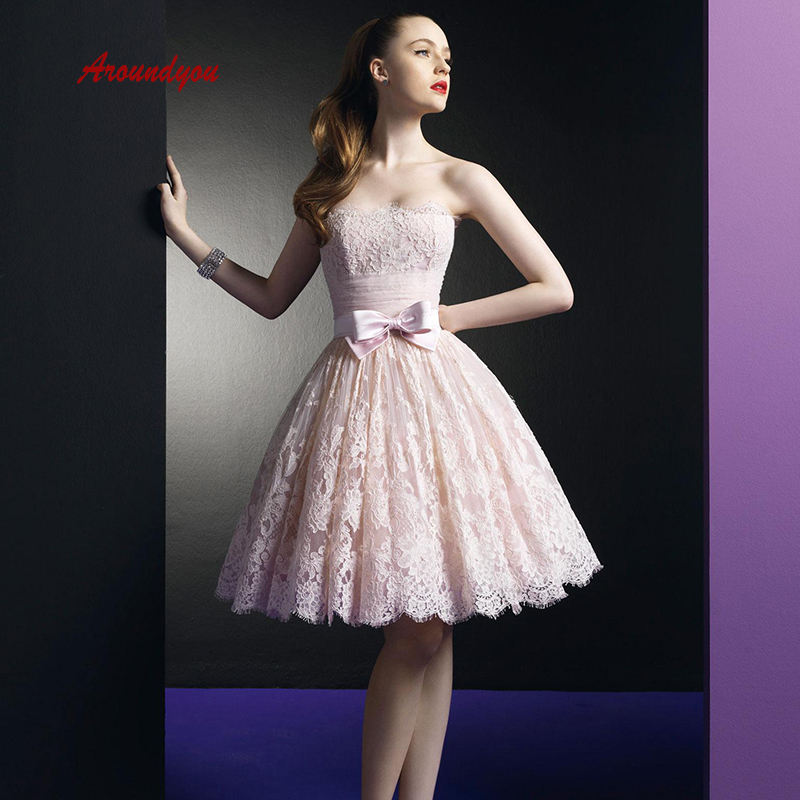 823f1e0f90 Description  Specification  Reviews (0). Sexy Pink Lace Short Cocktail  Dresses Plus Size Mini Graduation Party Prom Homecoming Dresses.