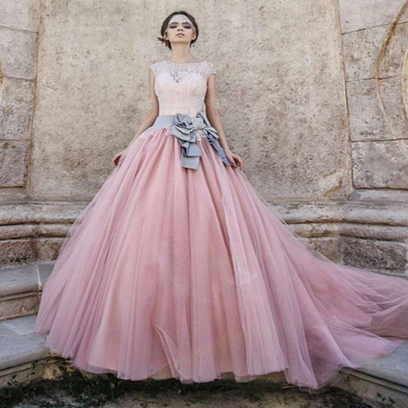 Increíble Vestido De Novia De Sirena De Cristal Ornamento - Ideas de ...