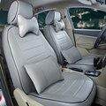 Подушки сиденья автомобиля для land rover range rover sport car seat cover делюкс кожа PU чехлы & поддержка автомобиля аксессуары для интерьера