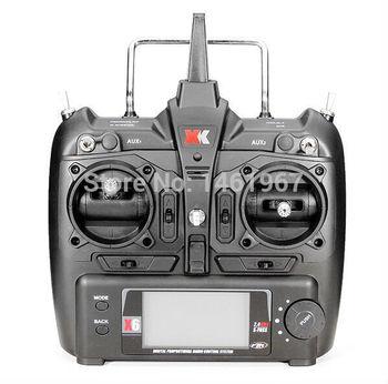 Wltoys XK K100 K110 K120 K123 124 RC Helicopter Transmitter XK.2.X6.001