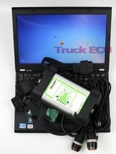 excavators/truck diagnosis vocom 88890300 with 2.5.87 ptt in development +T420 laptop complet set