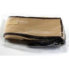 New Multifunction 12 Grid Folding Transparent Admission Shoe Bag Folding Storage Organizer Finishing Box  55*48*13cm