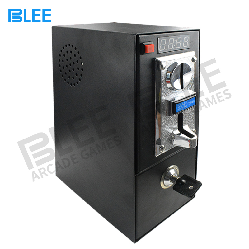 Coin operated Timer Control Board Power Supply box with multi coin selector acceptor washing machine massage