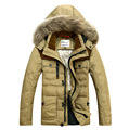 Size M~3XL Free Shipping 2017 New Style Winter Men White Duck Down Jacket Coatst Quilted Jacket Mens Wadded Down Coat DL 180