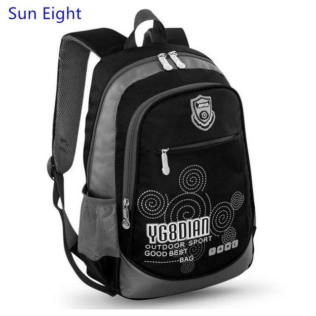 da0893e509ed Sun Eight children school bags for boys kids bag girl schoolbag elementary school  backpack boy bag bookbag back pack wholesale