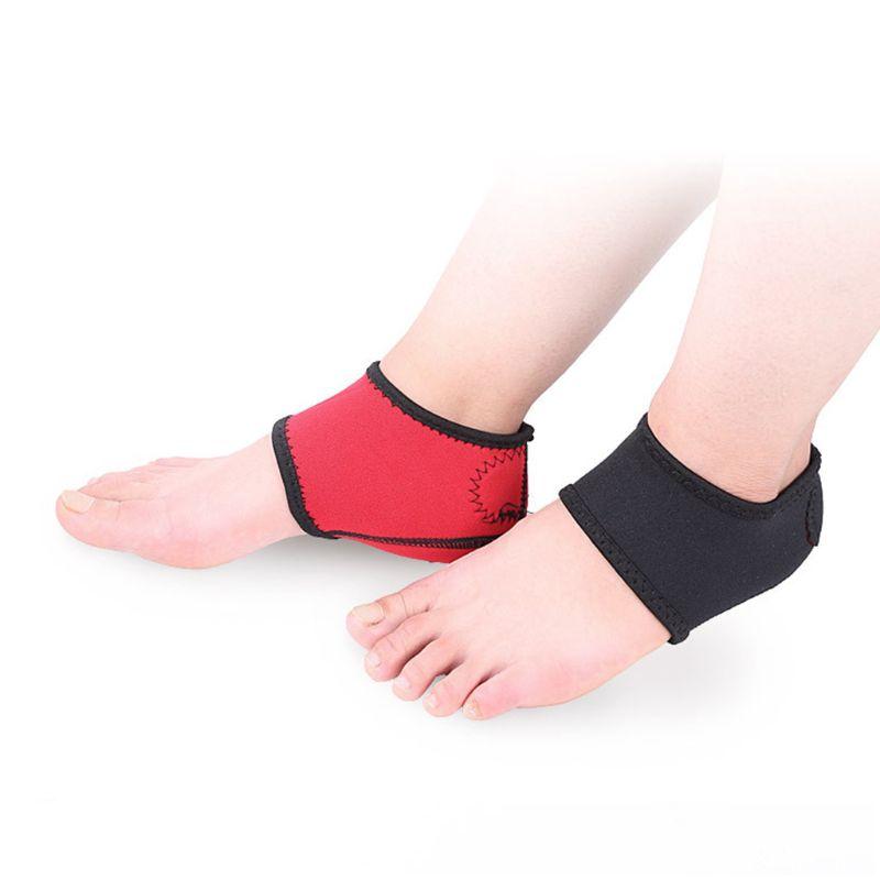 1 Paar Ferse Socken Warme Schmerzen Relief Fuß Schutz Hautpflege Füße Geknackt Trocken Hart Beschützer Frauen Männer Weiche Attraktive Mode