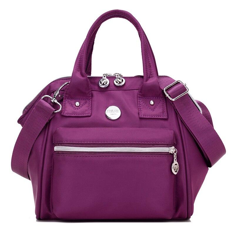 Fashion Women Bag Messenger Bags Nylon Female Handbags Women Famous Brands Small Shoulder Clutch Crossbody bag Bolsos sac a main