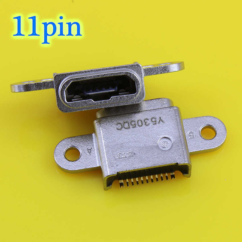 Micro USB jack 7pin 11pin micro Dock Jack ổ cắm Connector Sạc cảng cho Samsung Galaxy S7 cạnh G9350 G9300 G9308 930F 930A