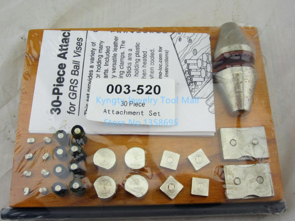 Hot Sale Jewelry Tools for Sale 33 pcs Accessories for GRS Engraving Block