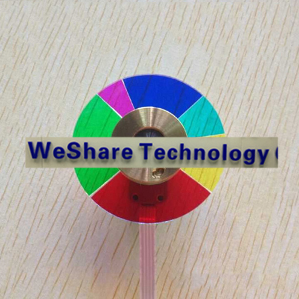 ФОТО Projector Colour Color Wheel Model For H7530D Replacement Color Wheel New