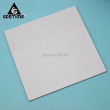 20 Pieces/lot 100mm*100mm*1.5mm Cooling Heatsink CPU Chip Thermal Pad 1.5mm