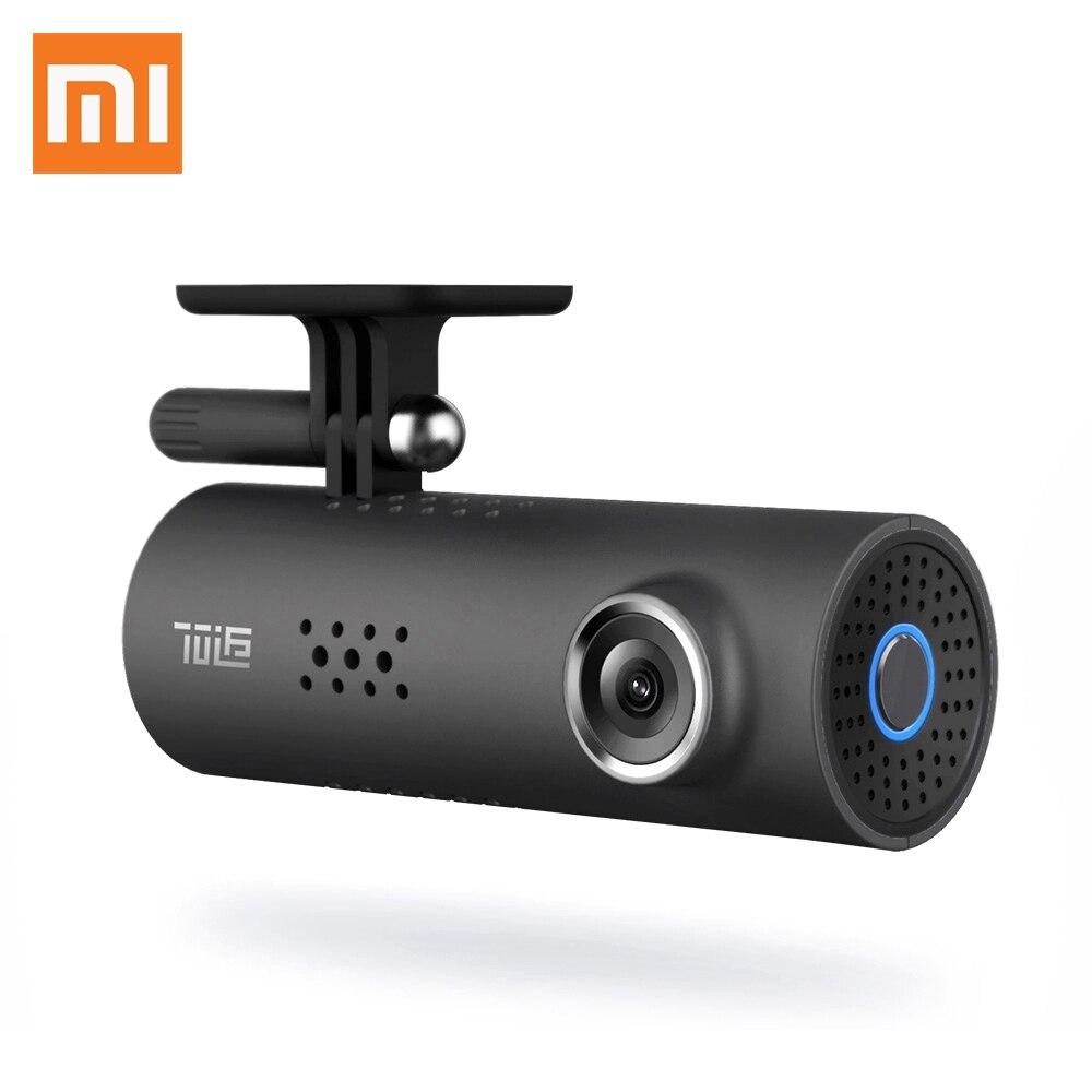Xiaomi MIJIA 70 Minutes Smart WiFi DVR 130 Degree Wireless Car Dash Cam 1080P Full HD Night Version G-Sensor Driving Recorder