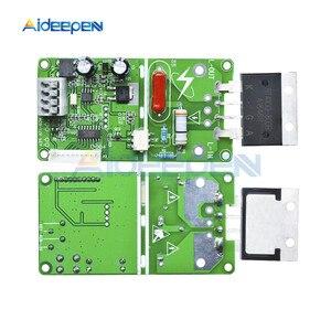 Image 5 - 100A numérique LCD soudeuse par points Machine de soudage Double codeur dimpulsions contrôle du temps Module de soudure carte contrôleur électronique