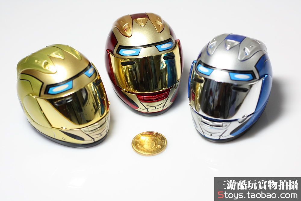 ФОТО 1/6th scale Motorcycle Helmet for figure doll.12