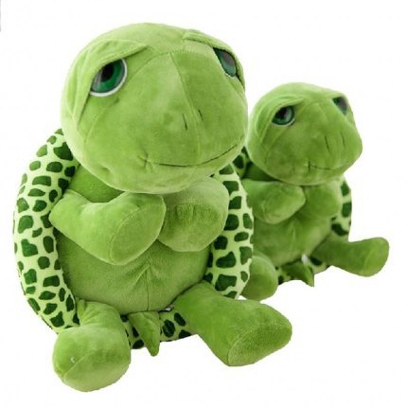 New Turtle Plush Tortoise Toy Cute Turtle Plush Pillow Staffed Cushion for Girls Cute Toys Peluche Tortuga