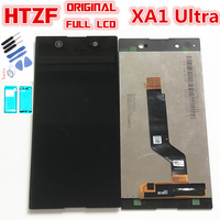 Original For Sony Xperia XA1 Ultra G3221 G3212 G3223 G3226 Lcd Screen Display WIth Touch Glass Digitizer Assembly Repair Parts