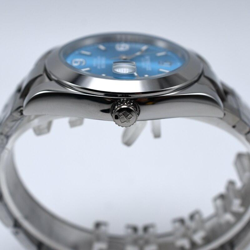 HTB1Su5TXyMnBKNjSZFzq6A qVXaB Silver Watch | Fashion PETER LEE Nautilus | Brand Luxury Full Steel Bracelet Waterproof Automatic Mechanical Business Clocks Classic Dial 38mm Mens Watch