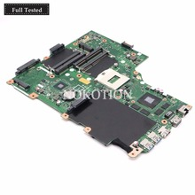 NOKOTION NBM7411001 NB.M7411.001 main board For Acer aspire V3-772G Laptop Motherboard EAVA70HW NBM7411001 GT750M DDR3