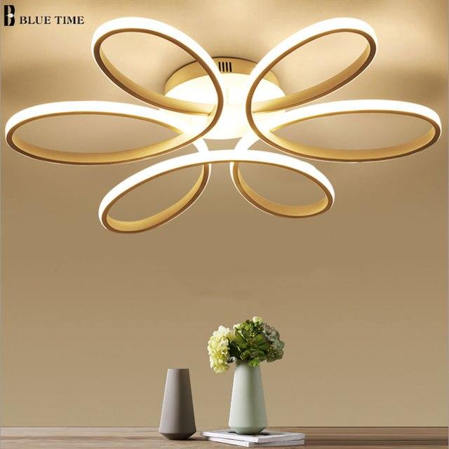 AC110 220 V Moderna LED Lampadario Per soggiorno camera Da Letto ...