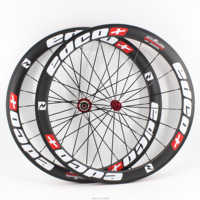 New white+red 700C 50mm clincher rims Road bike matte 3K/UD/12K full carbon fibre bicycle wheelsets 20.5/23/25mm width Free ship