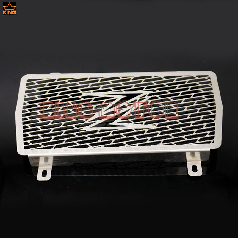Hot Sale Motorcycle Accessories Radiator Grille Guard Cover Protector For KAWASAKI Z250 2013-2014 black motorcycle accessories radiator guard protector grille grill cover for kawasaki gtr 1400 gtr1400 2012 2013 2014