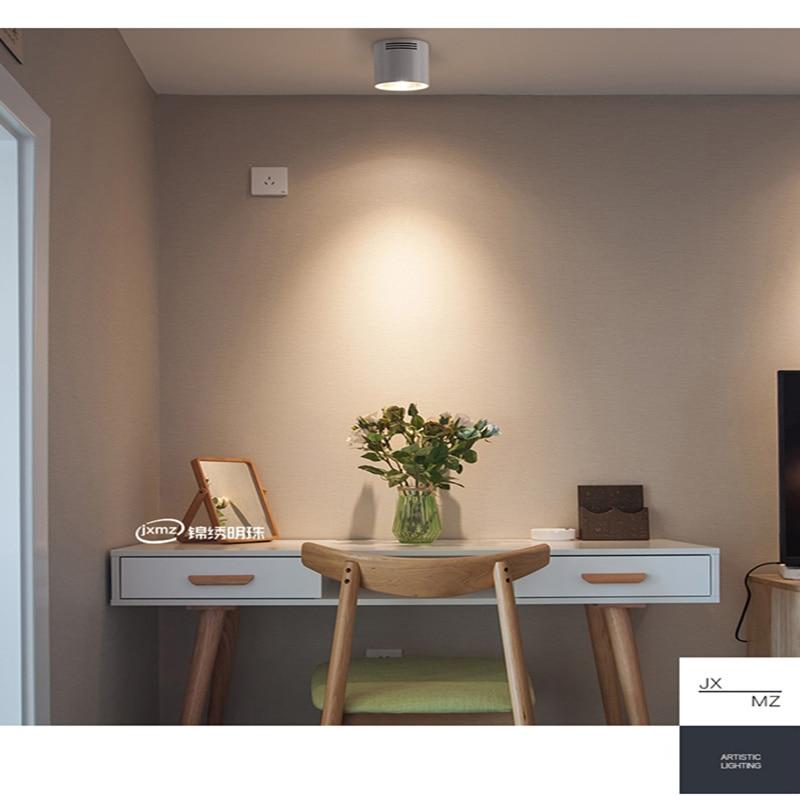 W Novo Design Moderno COB LED Downlights
